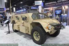 Flyer ALSV - armored on-frame modularity