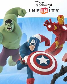 DISNEY INFINITY 2.0 - A Character Wish List...and Beyond! Disney Infinity Characters, Holiday Gifts, Christmas Gifts, Disney Wishes, Skylanders, Christmas 2014, Yule, Disney Art, Pixar