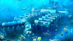 Image result for houses located underwater