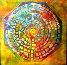 kleurenlabyrinth