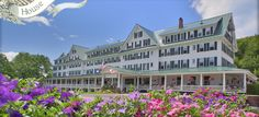 Welcome to The Eagle Mountain House & Golf Club, located in the heart of the White Mountains, on a scenic hilltop in Jackson, New Hampshire. With her distinctive 280 foot veranda this grand lady has been hosting guests for over 130 years.