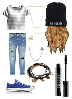 Untitled #245 by lia-directionesse on Polyvore featuring polyvore, fashion, style, Enza Costa, Converse, Gorjana, Bee Goddess, Forever 21, Boohoo, Lord & Berry and Natasha Accessories