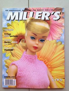 Miller's Barbie Doll Collector Magazine Book Summer 1997 Gene Spectacular | eBay