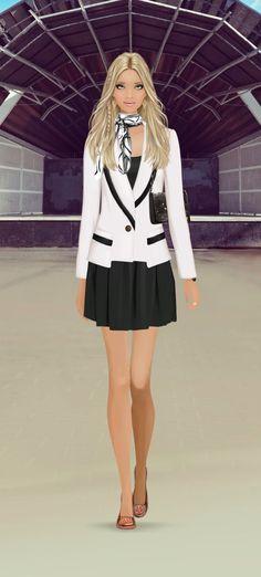 Glee Club Uniform