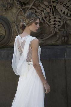 Eugenia Couture Spring 2016 Wedding Dress