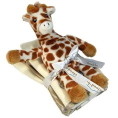 Playmats Reasonable Cloud B Gentle Giraffe Snug Rug