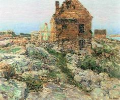Paintings By Childe Hassam - Bing Images