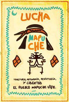 por nuestros pueblos originarios.