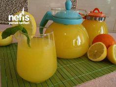 4 Limon 1 Portakal ile Doğal Limonata (Acısız Garanti Lezzet) Tarifi nasıl yapılır? 1.247 kişinin defterindeki bu tarifin resimli anlatımı ve deneyenlerin fotoğrafları burada. Yazar: Melekce Lezzetler