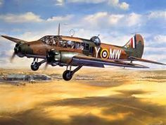 Avro Anson Airfix box art by Roy Cross - Avro Anson Mk1 N9742 of 321Sqn RAF…
