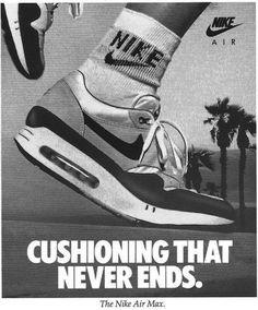 Nike Air Max 1 Rosa Braun