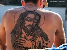 Here are seven types of Christian tattoos that are popularly known.