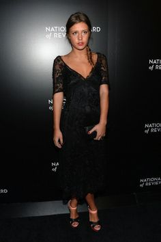 Lea Seydoux, Allison Williams Top This Week's Best Dressed List: Adele Exarchopoulos in Louis Vuitton at the 2014 National Board Of Review awards gala