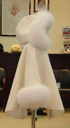 hot sale for winter or autumn 100% cashmere cape with real fox fur trim length 50cm fur 4.5inch with hood-in Scarves from Women's Clothing & Accessories on Aliexpress.com | Alibaba Group