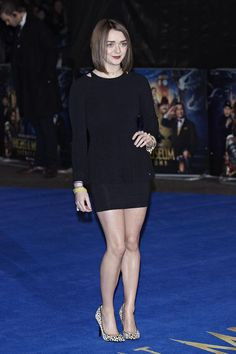 maisie williams style - Google Search
