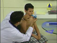 Santa Receita   Saiba o que é a fisioterapia respiratória! - 12 de Agosto de 2014 - YouTube