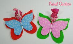 como fazer lembrncinha EVA borboletinha porta pirulito dia das criancas volta as aulas festa aniversario infantil (2)