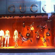 Gucci... NYC.. 5th avenue