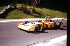 Reine Wisell - GRD 273 Cosworth FVC - Team Pierre Robert - XXXIII Grand Prix Automobile de Pau 1973