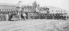 Nationwide railroad strike against the Pullman Company and were supported by Eugene V. Deb's American Railway Union. President Grover Cleveland sent in troops to help end the strike.