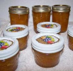 How to Make Persimmon Jelly - Easily! With Step-by-step Directions, Photos, Ingredients, Recipe and Costs