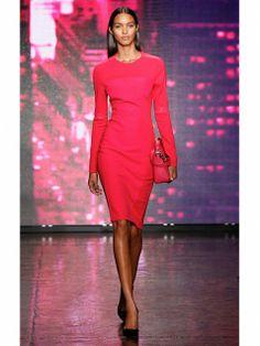 Bold & beautiful down the runway: http://www.ivillage.com/dkny-6/5-b-521692?cid=pin%7C8-23-13%7C33