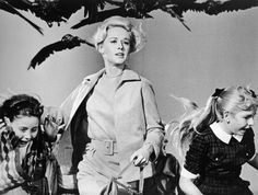 Pin for Later: Iconic Old Hollywood Costumes to Class Up Your Halloween Melanie Daniels From The Birds