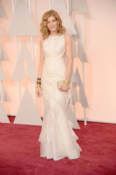 Pin for Later: See Every Star on This Year's Oscars Red Carpet! Rene Russo