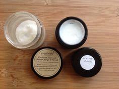 DIY Coconut Cream Cleanser