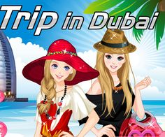 http://www.dressup24h.com/game/3701/Sister_s-Trip-Fashion.html  This is the twin that want to have a trip in Dubail to have the perfect vacation. Lets help her to dress up with the beautiful dresses collection and have your own fun with this cool game!