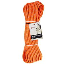 GM CLIMBING Double Braid Rigging Line Rope 30kN 115mm  716inch All Polyester Can Milk for Hauling Dragging Orange 100ft  3048m -- Click image for more details.