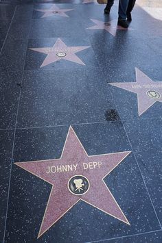 Hollywood Walk of Fame. Los Angeles,  Plan your trip to #Los #Angeles with #Tripport  Download for Free @ www.gotripport.com