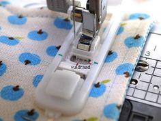 knoopsgaten in tricot maken