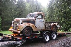 Dodge Project Trucks