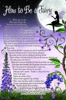 Enchantingly inspirational, this beautifully illustrated poster is your portal to the fairy world...12 X 18  Poster features 30 whimsical, inspirational quotes sure to inspire fairy lovers of every age. Waldorf staff, students, and parents adore this piece!The message is universal and speaks to the power of self-love, kindness, creativity and magic, truly a gift that will be treasured by all ages. $9.99