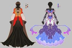 [OPEN] Dress adoptable - Auction by onavici on DeviantArt