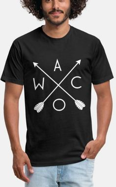 Waco Texas - Silos, Shiplap, magnolia Unisex Poly Cotton T-Shirt ✓ Unlimited options to combine colours, sizes & styles ✓ Discover T-Shirts by international designers now! Business Casual Men, Men Casual, Urban Fashion, Men's Fashion, American Casual, Winter Outfits Men, Cool T Shirts, Leather Men, Moda Masculina