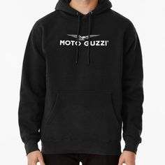 Moto Guzzi Top Hoodie (Pullover)