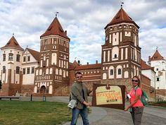 Białoruś, zamek w Mirze
