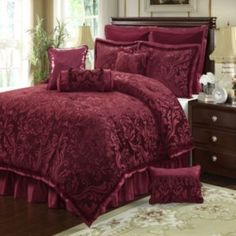 Waldorf 10-pc. Comforter Set