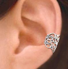 Ear cuff gonna try to make ear cuffs