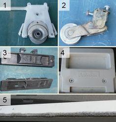 Pella latch sliding screen doors screen door latch and door latches sliding screen door parts planetlyrics Gallery