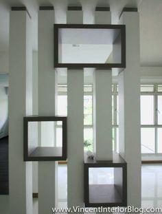 Simple Floor To Ceiling Room Dividers Design For Modern Living Magnificent Living Room Divider Design Review