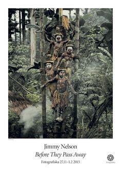Affisch Jimmy Nelson 227