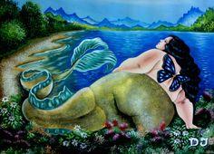 The Curvy Fashionista   Plus Size Mermaids by D. Jose Maldonado