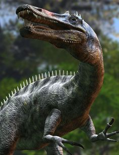 Suchomimus tenerensisDR in Animals and Creatures, Animals,  3D Models by Daz 3D