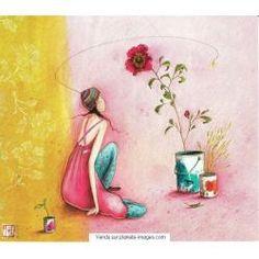 Carte Gaëlle Boissonnard 2017 - Osmose - 14x16 cm