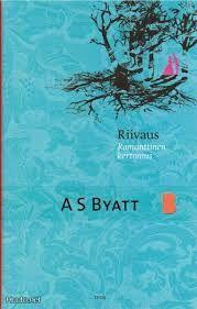 Ullan Luetut kirjat: A.S.Riivaus