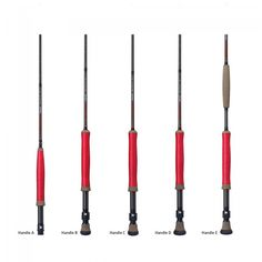 Redington Vapen Red Fly Rod - Anglers Addiction
