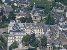 La France vue du ciel - Blois, Loir-et-Cher